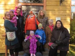 Kreikkalaisia vieraita Kuopiossa